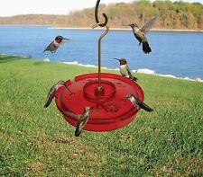 Bird Feeder, Hummingbird Haven Easy View Top Fill Nectar Birdfeeder w/ Ant Moat