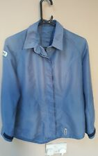 Paramo Directional Clothing Systems Men's Shirt Size S Blue nice condition