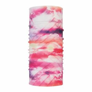 Buff Ray Rose Pink [Coolnet UV+ ] Outdoor Headwear Neck Tube Face Protection