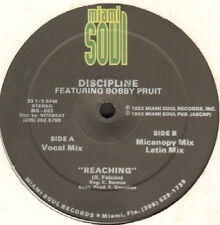 DISCIPLINE - Reaching - Feat Bobby Pruit - Miami Soul