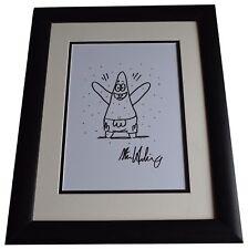 Stephen Hillenburg Autographs