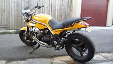 2004-2008 MOTO GUZZI GRISO 1100 2004/08 Radiant Cycles SHORTY GP EXHAUST Chrome