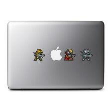 Retro DESTINY 8-Bit Decal Set for MacBook Pro, DELL, iPhone 8, iPads, iPhone X