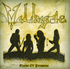 VALKYRIE - Deeds Of Prowess (NEW*CULT DEMO*EPIC METAL*MANOWAR-Into Glory Ride)