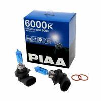 NEW PIAA 6000K STRATOS BLUE 6000 9006 9005 HB4 HB3 Head Light Fog Bulbs JAPAN