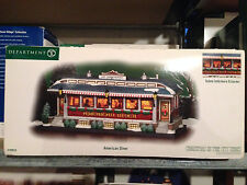 Department 56 Christmas in the City Collectible American Diner #799939