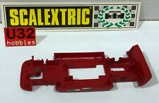 Scalextric exin Chassis Ford Gt 40 C35 Red Bus Dark Excellent Condition