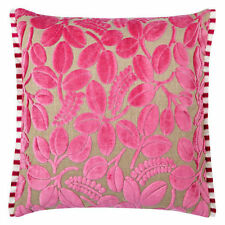 Designers Guild Velvet Calaggio-Peony Cushion Cover size available