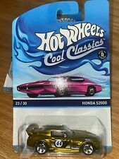 HOT WHEELS COOL CLASSICS.    HONDA S2000