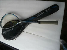 Ektelon TCM XV Graphite Squash Racquet with Padded Racquet Case