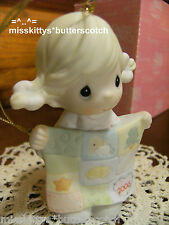 Precious Moments~Ornament~4003161~ Dated 2005~May Your Holiday Be So-Sew Special