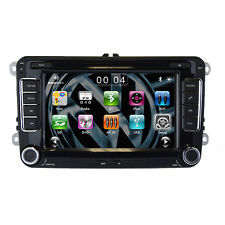 "RNS-Style 7"" Touch-Screen Navigation/DVD/iPod/Bluetooth/GPS/USB/SD for VW Tiguan"