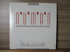 Gary Numan – Exhibition     2 × Vinyl LP Compilation 1987 Pop   BEGGARS - 58036