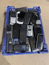 Lot de 104 Téléphones Mobiles NOKIA HS Pour Pièces