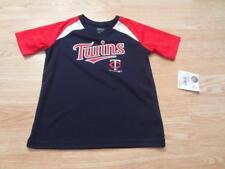 Youth Minnesota Twins M (5/6) NWT Athletic Performance Shirt Team Athletics