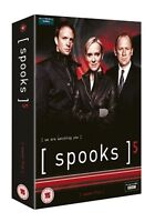 Spooks BBC Series 5 Complete 5th Season Peter Firth, Rupert PenryJones UK R2 DVD