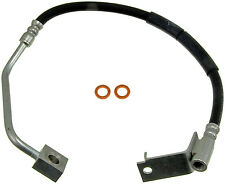 Brake Hydraulic Hose Front Left Brakebest BH380207 **Missing copper washers**