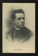 cartolina LORENZO PEROSI compositore