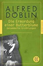 Die Ermordung einer Butterblume von Alfred Döblin (2013, Taschenbuch), UNGELESEN