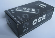 OCB Premium No1 rolling paper regular size 70mm - 2500 papers