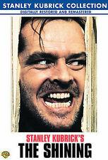 The Shining- Dvd- Stanley Kubrick Collection- Stephen King- Jack Nicholson