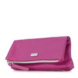 Mally Fuschia / Hot Pink makeup bag