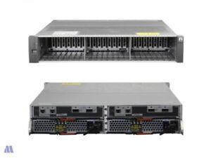 Netapp DS2246 24x SFF Storage Array 2HE Netzwerkspeicher Disk Arrays