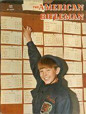 1969 American Rifleman Magazine: Buddy Rimert Sabine Junior Rifle Club