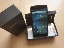 BlackBerry  DTEK50 - 16GB - Dunkelgrau (Ohne Simlock) Smartphone - guter Zustand