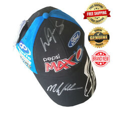 NWT Mark Winterbottom Will Davison FPR PepsiMax V8 Supercars Signatured Cap