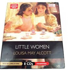 "Little Women ""Cover to Cover""  by Louisa May Alcott Audiobook Unabridged"