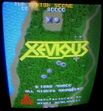 XEVIOUS - Atari Arcade - COMPLETE LOGIC PCB SET - Tested and Working 100% -