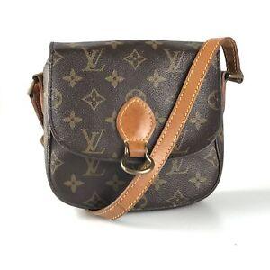 100% authentic Louis Vuitton mini St Cloud M51244 bag used 1305-12Z12