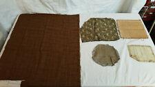 Diverse Ersatzstoffe für Röhrenradios, Stoff/fabric/cloth