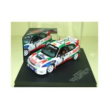 Toyota Corolla WRC Rallye Tour de Corse 1999 C. Sainz vitesse Skm99073 1 43 3ème