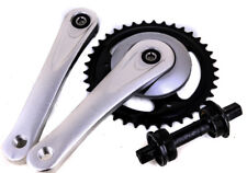 ProWheel Square Taper Single Speed Cruiser Bike Crankset 170mm 38T NEW