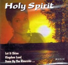 CD Nouveau/OVP-holy spirit-Let it shine, Kingdom pays entre autres,