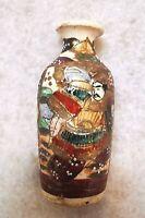 Vasetto in ceramica Satsuma - Giappone primi '900 - Buone condizioni d' epoca.