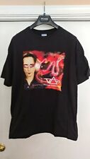 Steve Vai sound theories vol 1 and 2 concert T-shirt large