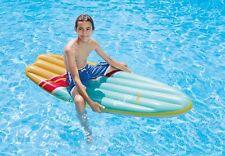 Intex Surfboard Aufblasbar Surfbrett Wellenreiter Luftmatratze 178 x 69 cm 58152