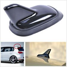 ABS Plastic Black Automobile Roof Top Shark Fin Dummy Decoration Antenna Aerial