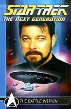 Star Trek The Next Generation Comics Classics: The Battle Within (Star-ExLibrary