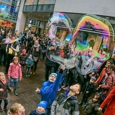 10L RIESEN SEIFENBLASEN Geburtstag Hochzeit Party Fest Riesenseifenblasen Spiel