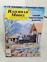 Railroad Model Craftsman Magazine February 1983 Z N HO S O G vintage