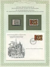 FIRST DAY OF ISSUE / 1° JOUR / STAMP TIMBRE ARGENT SUISSE CATHEDRALE ST. PIERRE