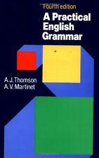A Practical English Grammar (4th Edition),A. J. Thomson, A. V. Martinet