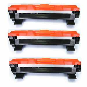 3 COMPATIBILI REMAN TONER BROTHER 1050 BK PER Brother MFC1810 MFC1815 MFC1910W