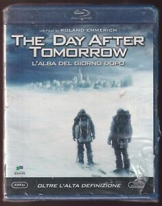 EBOND   The Day After Tomorrow BLU-RAY EDITORIALE D573202