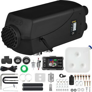 12V Air Diesel Heater 8KW 8000W for Motor-homes Boats Bus Car Truck Trailer
