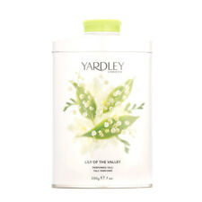 Yardley Lily of The Valley Talc 200g